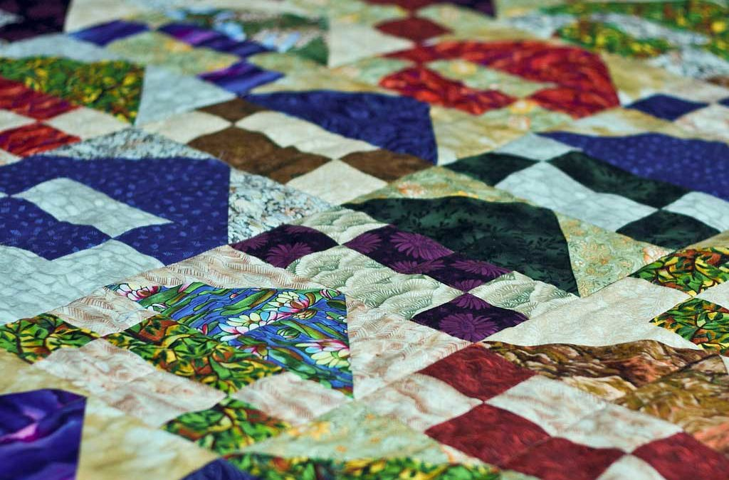 Quilting Group, Thursdays 1 pm-SMALL GROUP GATHERINGS HAVE BEEN POSTPONED
